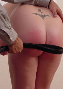 spanking gallery
